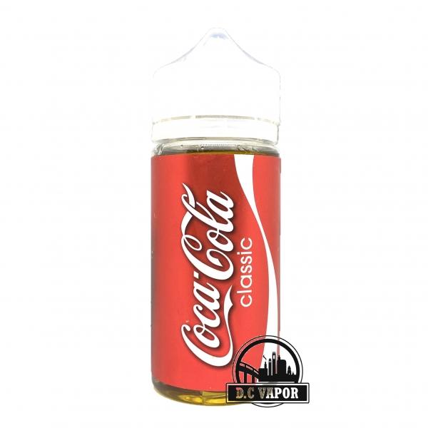 CocaCola Classic 100ml/3mg