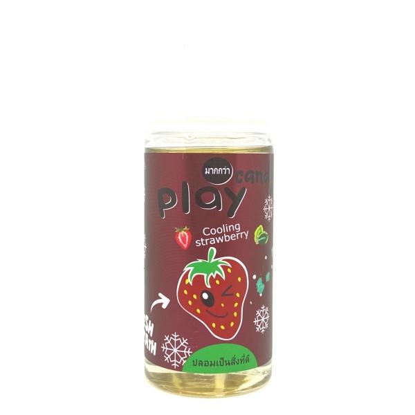 Kẹo dâu lạnh - Play Candy Cooling Strawberry (100ml/3mg)
