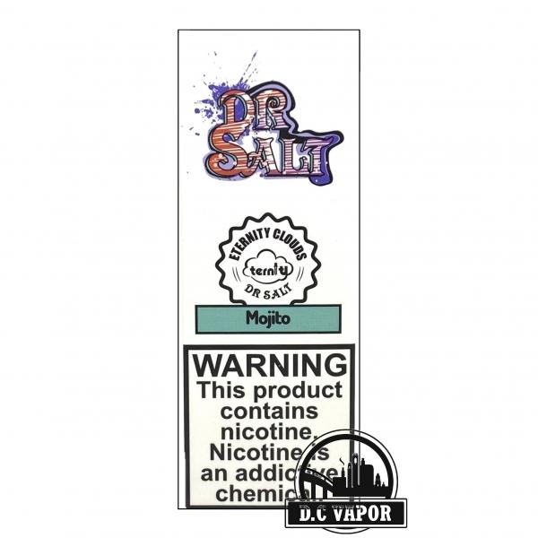 Mojito Lạnh- Dr Salt - Mojito 30mg/30ml