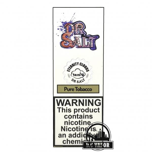 Xì Gà Bơ - Dr Salt - Pure Tobaco 30mg/30ml
