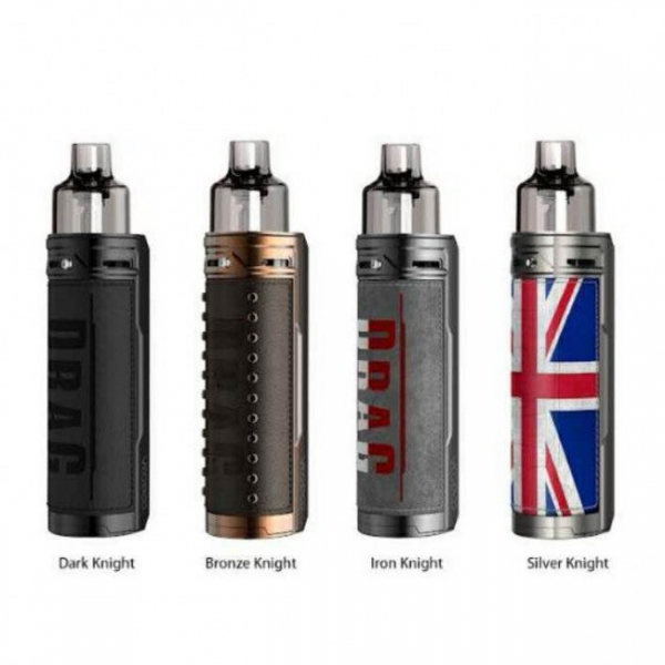 Drag X 80W Authentic (Pin Rời)