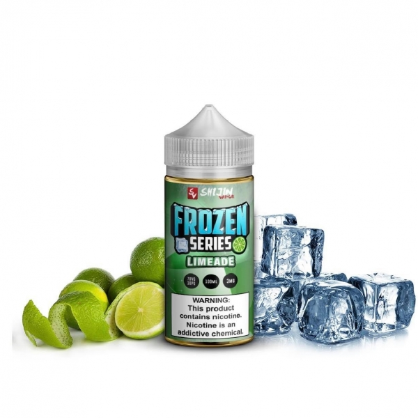 Chanh Lạnh - Frozen Limeade 3-6mg/100ml