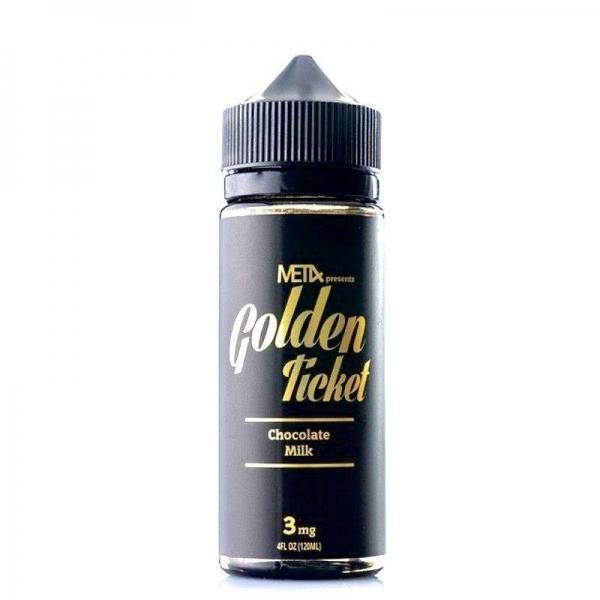 Socola Sữa - Golden Ticket Chocolate Milk 120ml/3-6mg