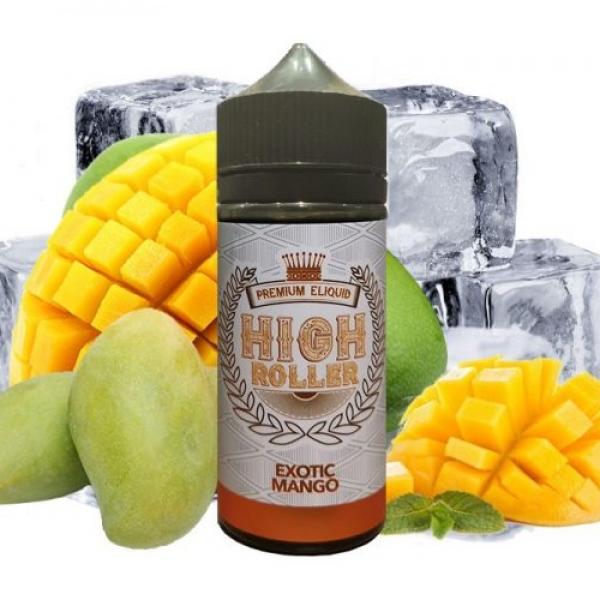 Xoài Lạnh - Exotic Mango - High Roller (100ml/3mg)