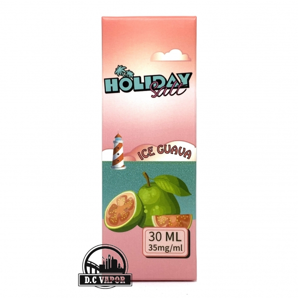 Ổi Lạnh - Holiday - Ice Guava 35mg/30ml