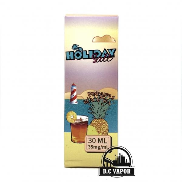 Trà Dứa Lạnh - Holiday - Pineapple Black Tea 35mg/30ml