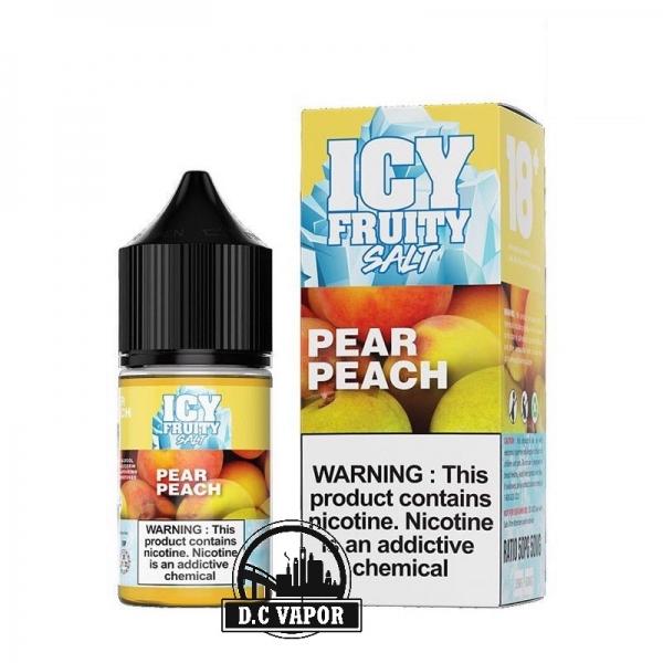 Lê Đào Lạnh - Icy - Pear Peach 35mg/30ml