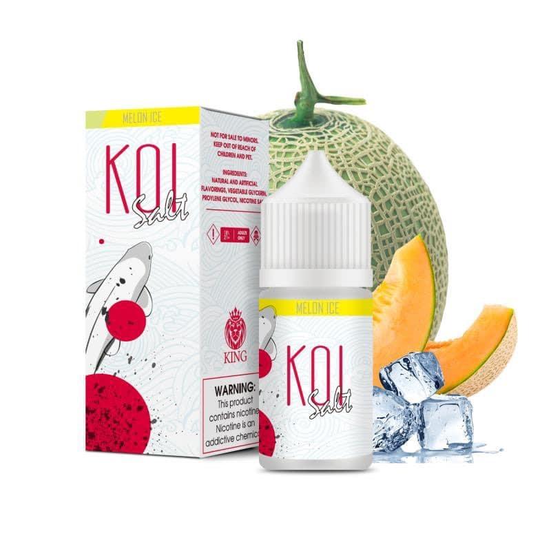 Dưa Gang Lạnh - Koi Melon Ice 30mg/30ml