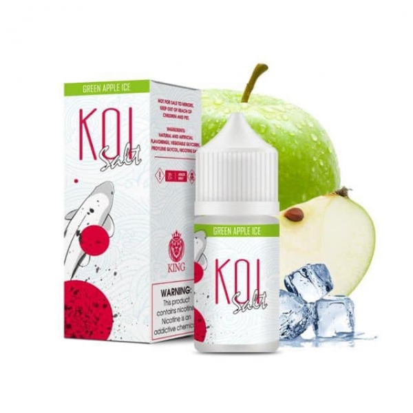 Táo Lạnh - Koi Apple Ice 30mg/30ml