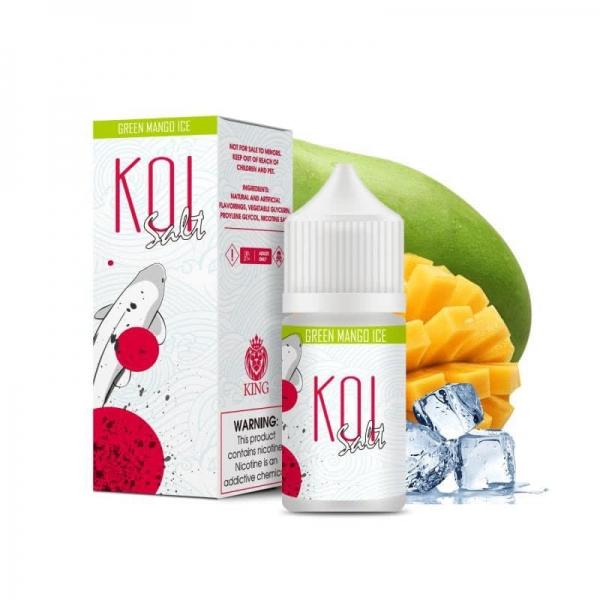 Xoài Lạnh - Koi Mango Ice 30mg/30ml
