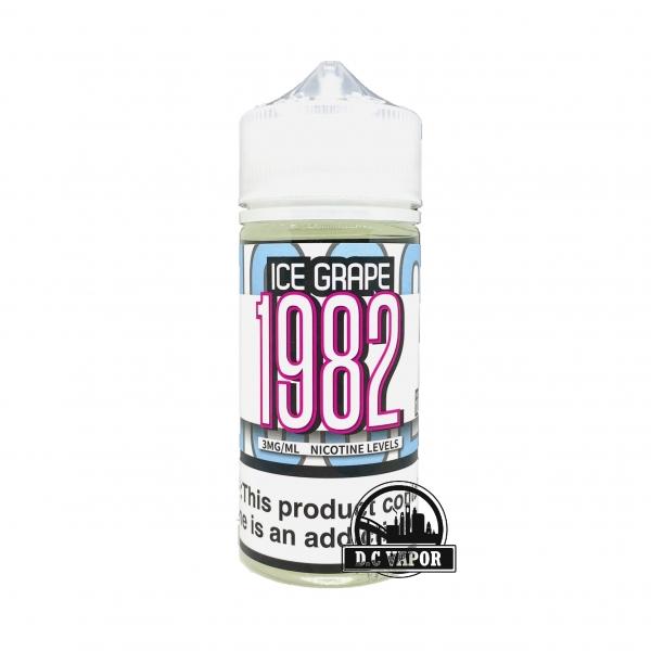 Nho Lạnh - Ice Grape 1982 3-6mg/100ml