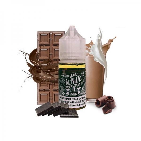 Socola Sữa - Ninja Man 35-50mg/30ml