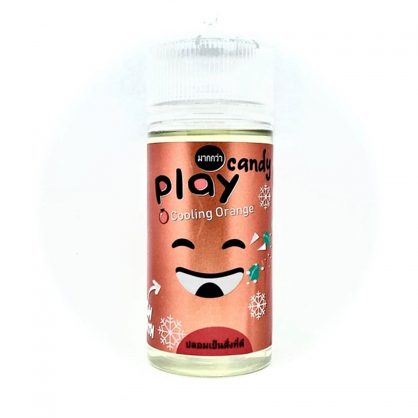 Cam Lạnh - Play Cooling Orange 3mg/100ml