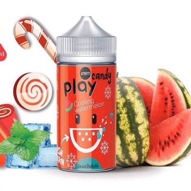 Kẹo dưa hấu lạnh - Play Candy Cooling Watermelon (100ml/3mg)