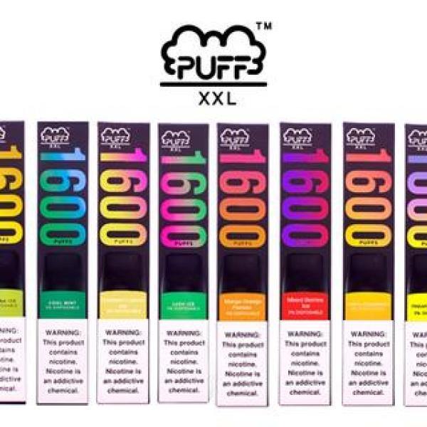 Puff XXL 1600 hơi (Pod Dùng 1 Lần)