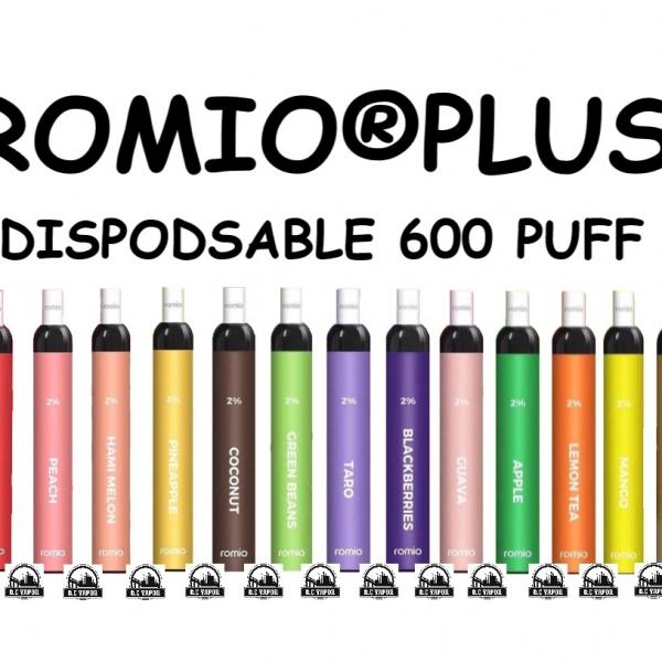 Romio Plus (Pod Dùng 1 Lần)