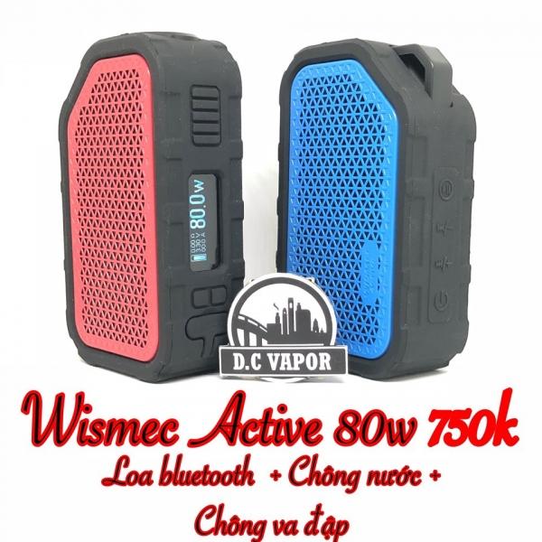 Wismec Active 80w Authentic