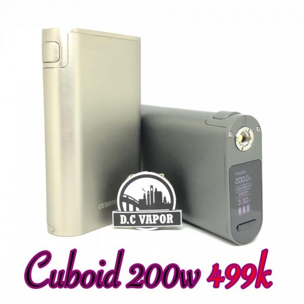 Cuboid 200W Authentic