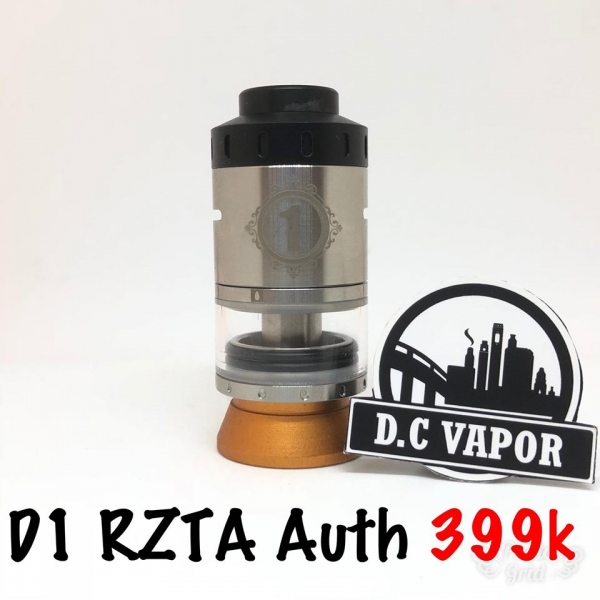 RDTA D1 Authentic (size 24)