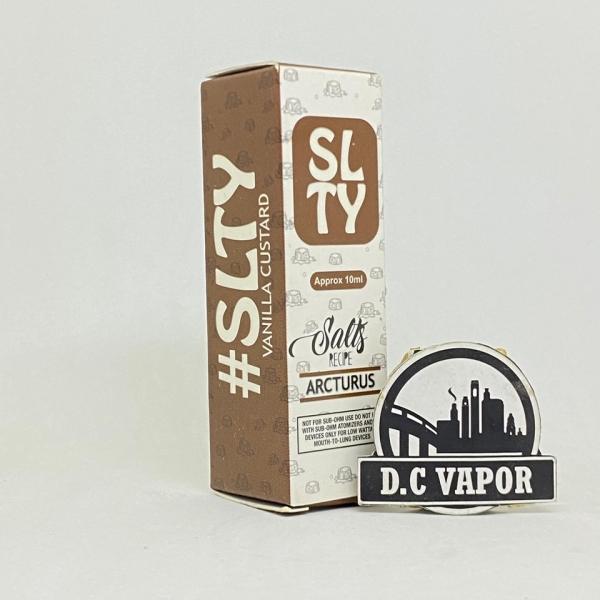 Bánh trứng vanila - SLTY Vanilla Custard 10ml/30mg