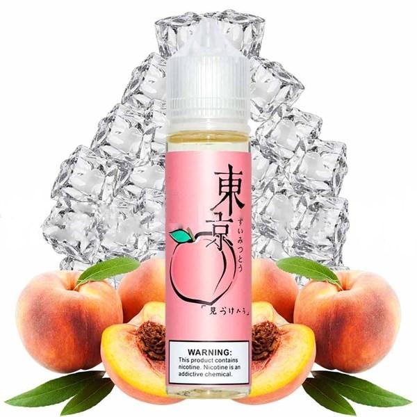 Đào lạnh - Tokyo Peach 3mg/60ml