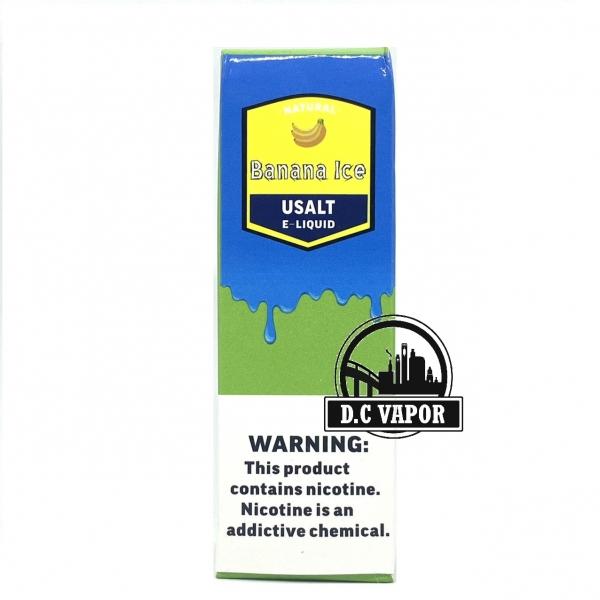 Chuối Lạnh - Usalt - Banana 30mg/30ml