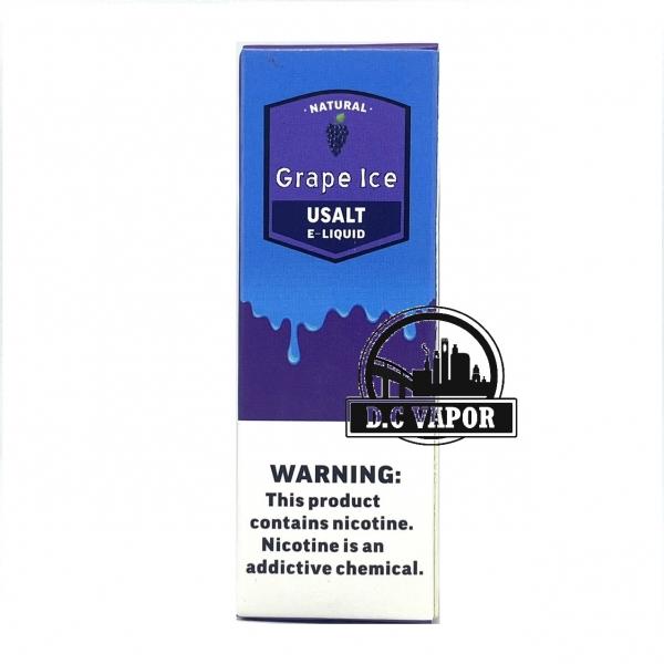 Nho Lạnh - Usalt - Grape 30mg/30ml