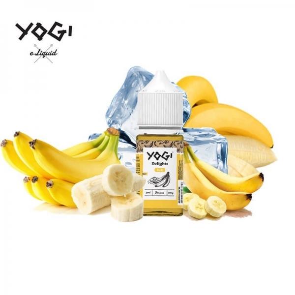 Chuối Lạnh - Yogi Banana 35mg/30ml