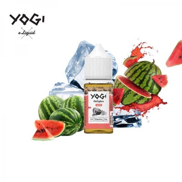 Dưa Hấu Lạnh - Yogi Watermelon 35mg/30ml