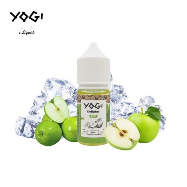 Táo Lạnh - Yogi Apple 35mg/30ml